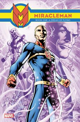 Miracleman Book 1 Cover