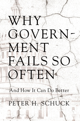 Why Government Fails So Often Cover