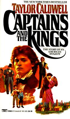 Captains and the Kings Cover Image