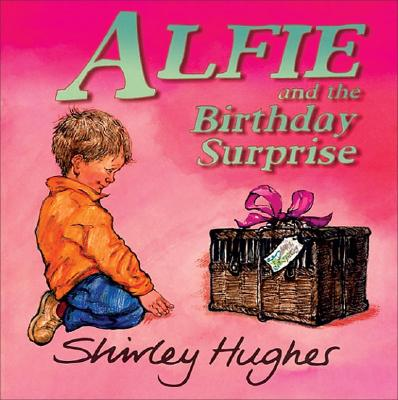 Cover for Alfie and the Birthday Surpise