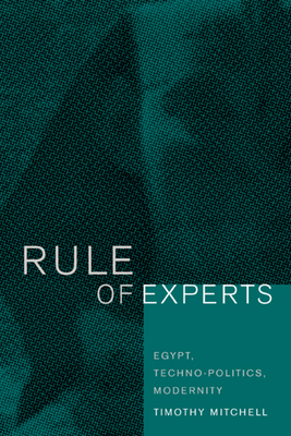 Cover for Rule of Experts