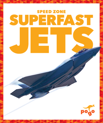 Superfast Jets (Speed Zone) Cover Image