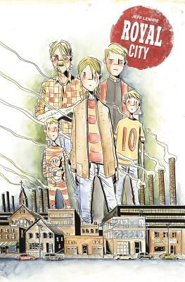 Cover for Royal City Volume 1