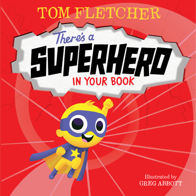 There's a Superhero in Your Book (Who's In Your Book?) Cover Image