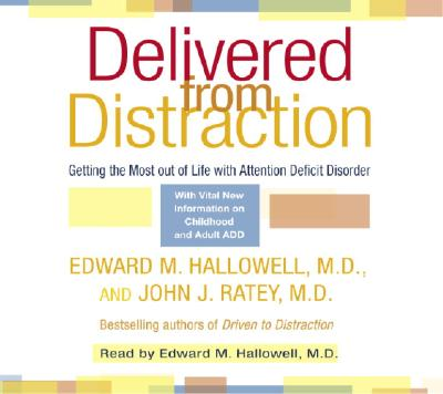 Delivered from Distraction Cover