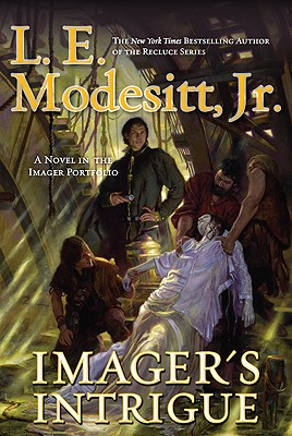 Imager's Intrigue Cover