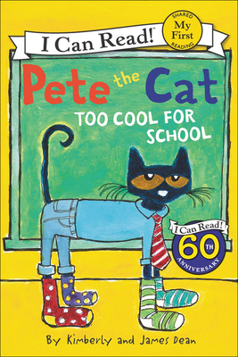 Too Cool for School (I Can Read! My First Shared Reading (Prebound)) Cover Image