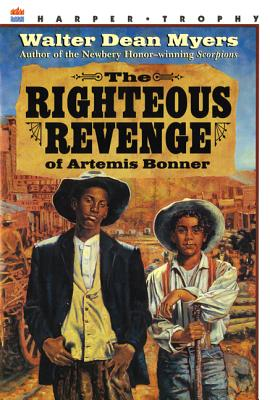 The Righteous Revenge of Artemis Bonner Cover Image