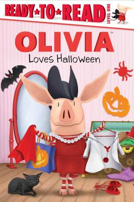 Olivia Loves Halloween Cover