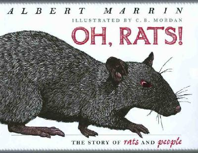 Oh, Rats! Cover