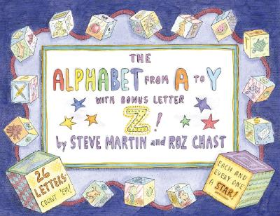 The Alphabet from A to y with Bonus Letter Z! Cover