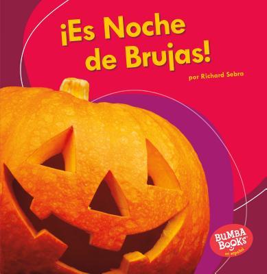 ¡es Noche de Brujas! (It's Halloween!) Cover Image