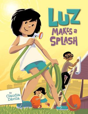 Luz Makes a Splash Cover