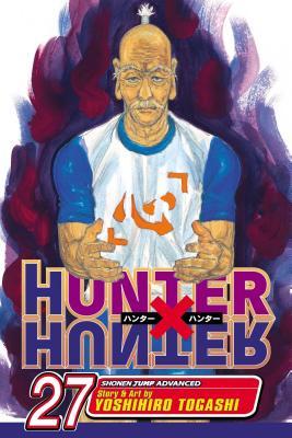 Hunter x Hunter, Vol. 27 Cover Image