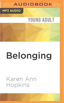 Belonging (Temptation Novel Book #2) Cover Image