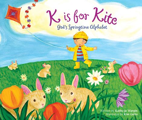 K Is for Kite Cover