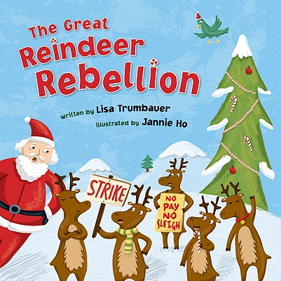 The Great Reindeer Rebellion Cover