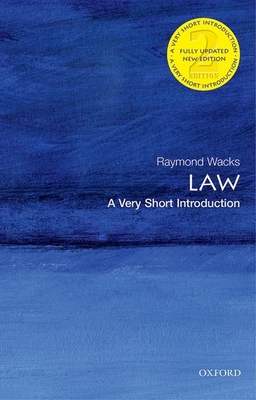 Law: A Very Short Introduction (Very Short Introductions) Cover Image