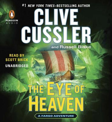 The Eye of Heaven (A Sam and Remi Fargo Adventure #6) Cover Image