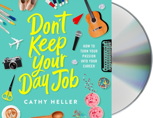 Cover for Don't Keep Your Day Job