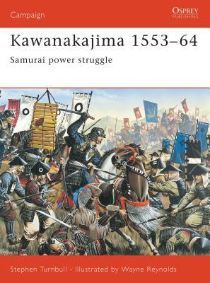Kawanakajima 1553-64 Cover