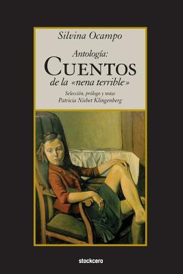 Antologia: Cuentos de la nena terrible Cover Image