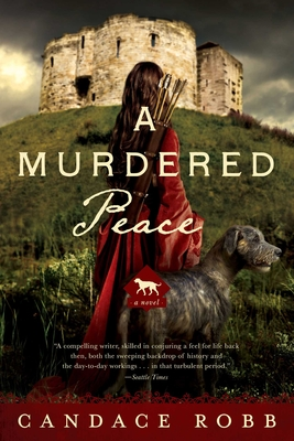 A Murdered Peace: A Kate Clifford Novel Cover Image