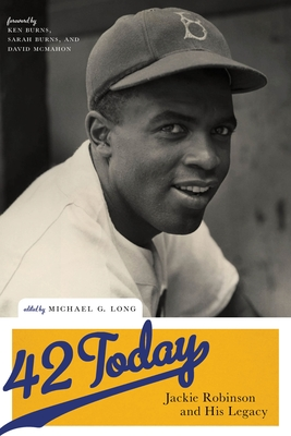 42 Today: Jackie Robinson and His Legacy (Washington Mews Books #9) Cover Image