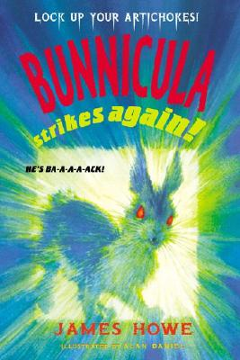 Bunnicula Strikes Again! Cover