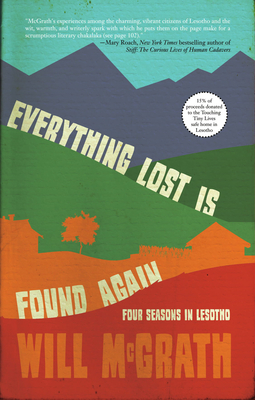 Cover for Everything Lost Is Found Again