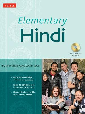 Elementary Hindi: An Introduction to the Language [With CD (Audio)] Cover Image