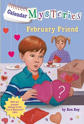 February Friend Cover