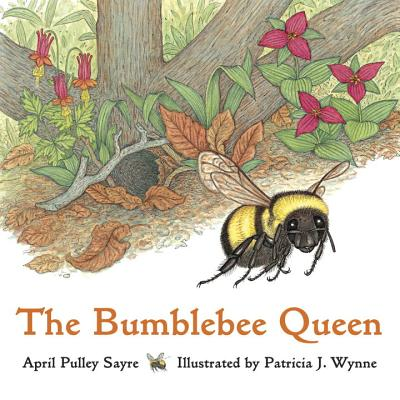 The Bumblebee Queen Cover