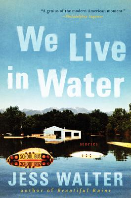 We Live in Water: Stories Cover Image