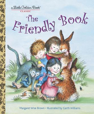 The Friendly Book Cover