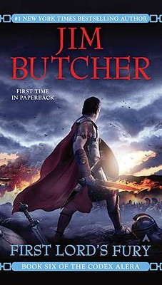First Lord's FuryJim Butcher