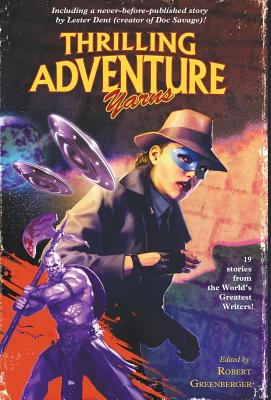 Thrilling Adventure Yarns Cover Image