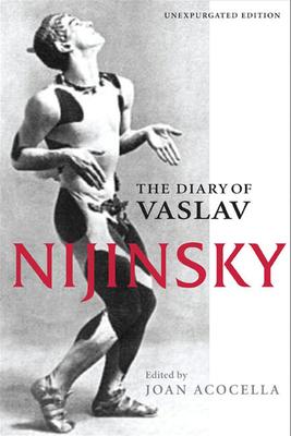 The Diary of Vaslav Nijinsky Cover