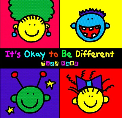 It's Okay to Be Different Cover