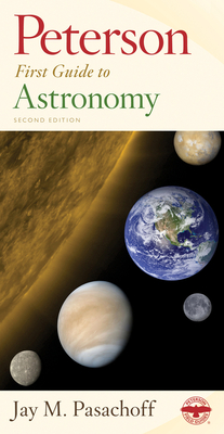 Cover for Peterson First Guide to Astronomy, Second Edition