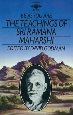 Be As You Are: The Teachings of Sri Ramana Maharshi (Compass) Cover Image