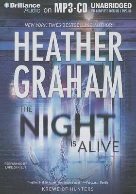 The Night Is Alive Cover Image