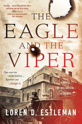 The Eagle and the Viper: A Novel of Historical Suspense Cover Image