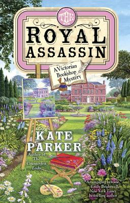The Royal Assassin (A Victorian Bookshop Mystery #3) Cover Image