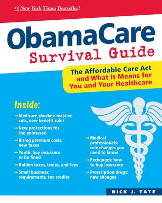 Obamacare Survival Guide Cover