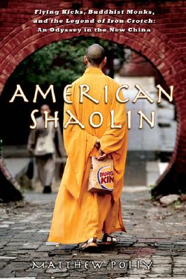 American Shaolin Cover