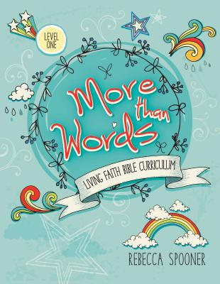 More Than Words Level 1: Living Faith Bible Curriculum Cover Image