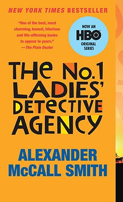 The No.1 Ladies' Detective Agency (Movie Tie-in Edition) Cover
