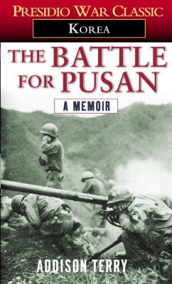 The Battle for Pusan: A Memoir Cover Image