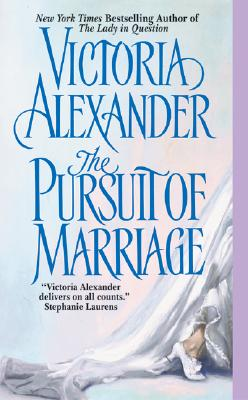 The Pursuit of Marriage (Avon Historical Romance) Cover Image